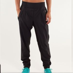Lululemon Run with Rover Rulu Lined Pants 10